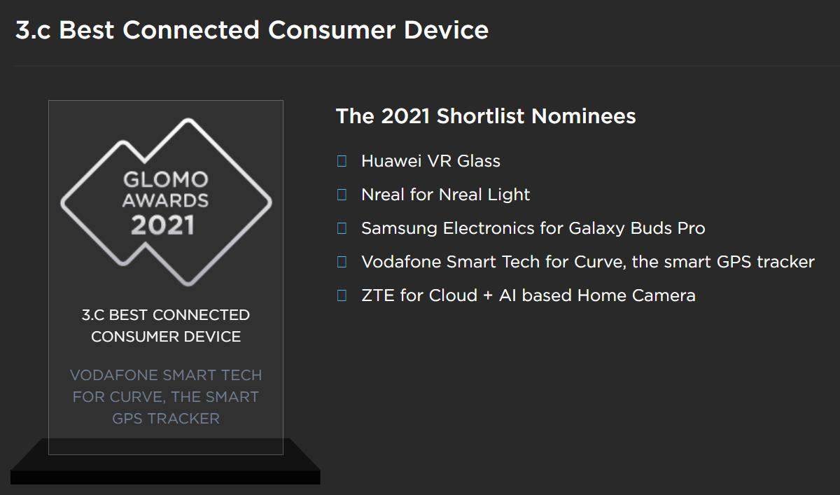 Samsung Galaxy S21 Ultra gets the Best Smartphone award at GLOMO 2021