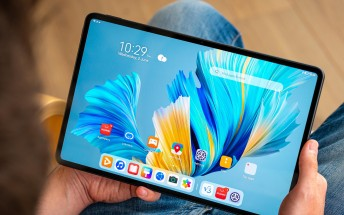 Our Huawei MatePad Pro 12.6 video review is out - our first encounter with HarmonyOS 2.0