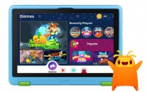 The MatePad T 10 Kids Edition comes with a 12-month subscription to Azoomee