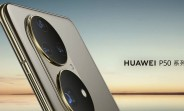 Huawei officially teases P50 series at HarmonyOS event
