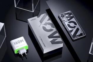 The Ultra Flash Charge system relies on a 160W GaN/SiC charger to get to 100% in 10 minutes