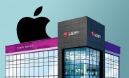 LG might soon start selling iPhones in its stores in Korea, report claims