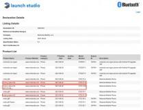 Bluetooth SIG and UL Demko listings