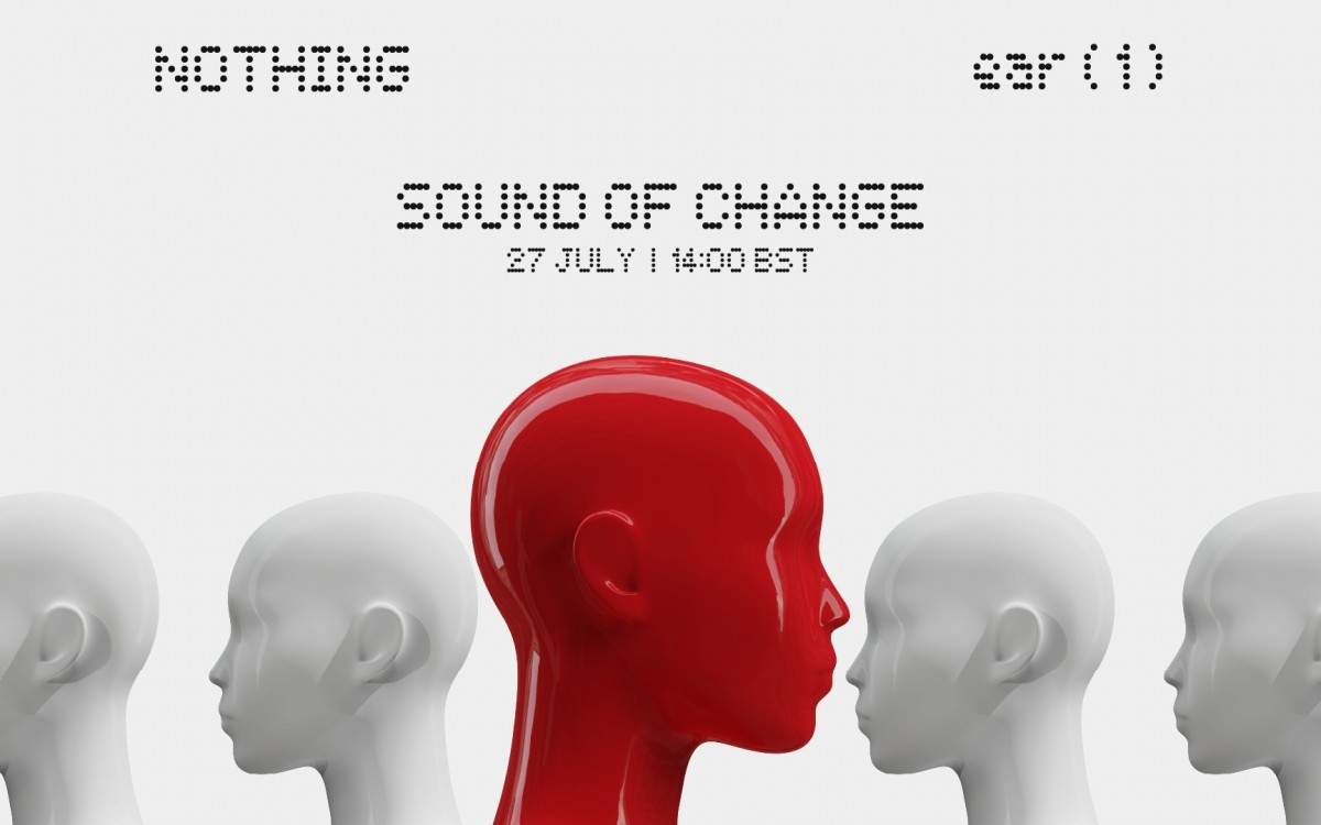 Nothing ear (1) TWS buds to arrive on July 27