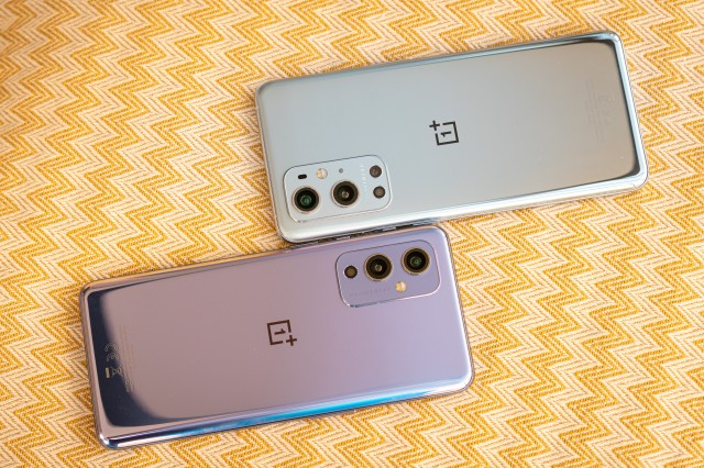 OnePlus 9 Pro dan OnePlus 9