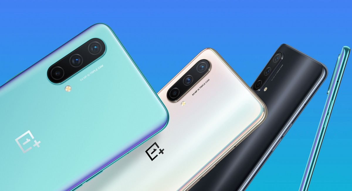 Download OnePlus Nord CE 5G Stock Wallpapers [QHD+]