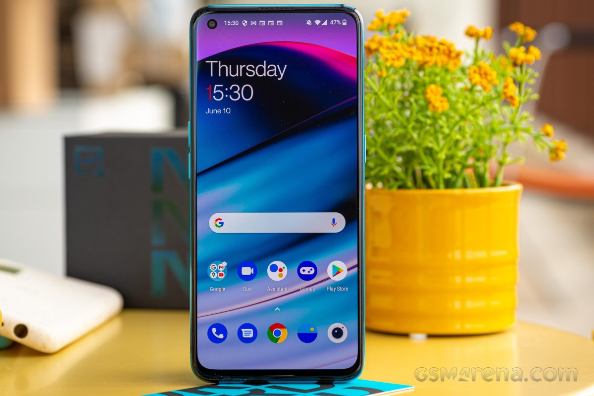 OnePlus Nord CE 5G starts receiving its first software update