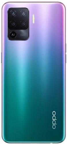 Oppo F19 Pro in Fantastic Purple color