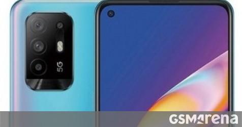 Oppo Reno6 Z full specs leak ahead of launch - GSMArena.com news - GSMArena.com