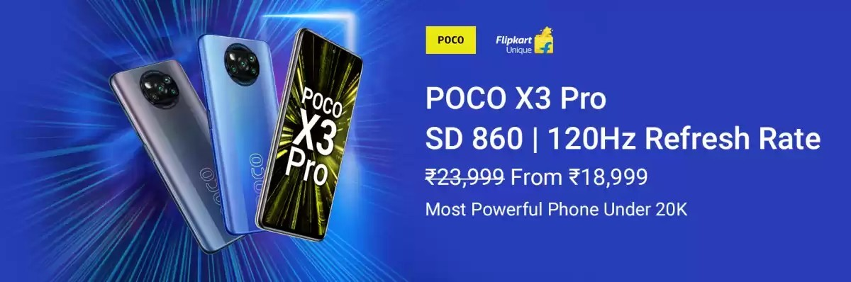The Poco M3 Pro will launch in India on June 8