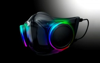 Razer's RGB face mask Project Hazel set to arrive in Q4