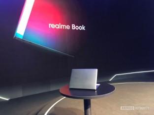 Realme Book leaked shots
