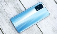 Realme GT 5G in for review
