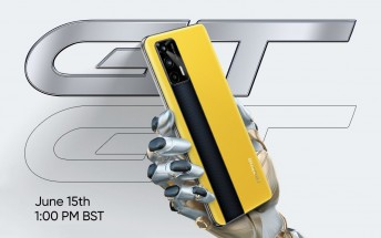 Realme GT 5G global launch scheduled for June 15