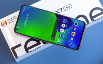 Realme X7 Max/GT Neo in for review