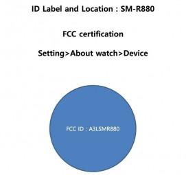 Certificaciones de la versión solo Wi-Fi del Galaxy Watch4