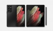 Samsung Galaxy Z Fold3 mass production has begun