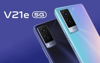 vivo V21e 5G specs leak in full ahead of the official unveiling, point to Dimensity 700 chipset