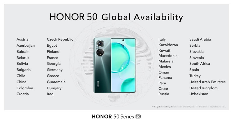 Weekly poll: is the Honor 50 series the start of something great or a missed opportunity?