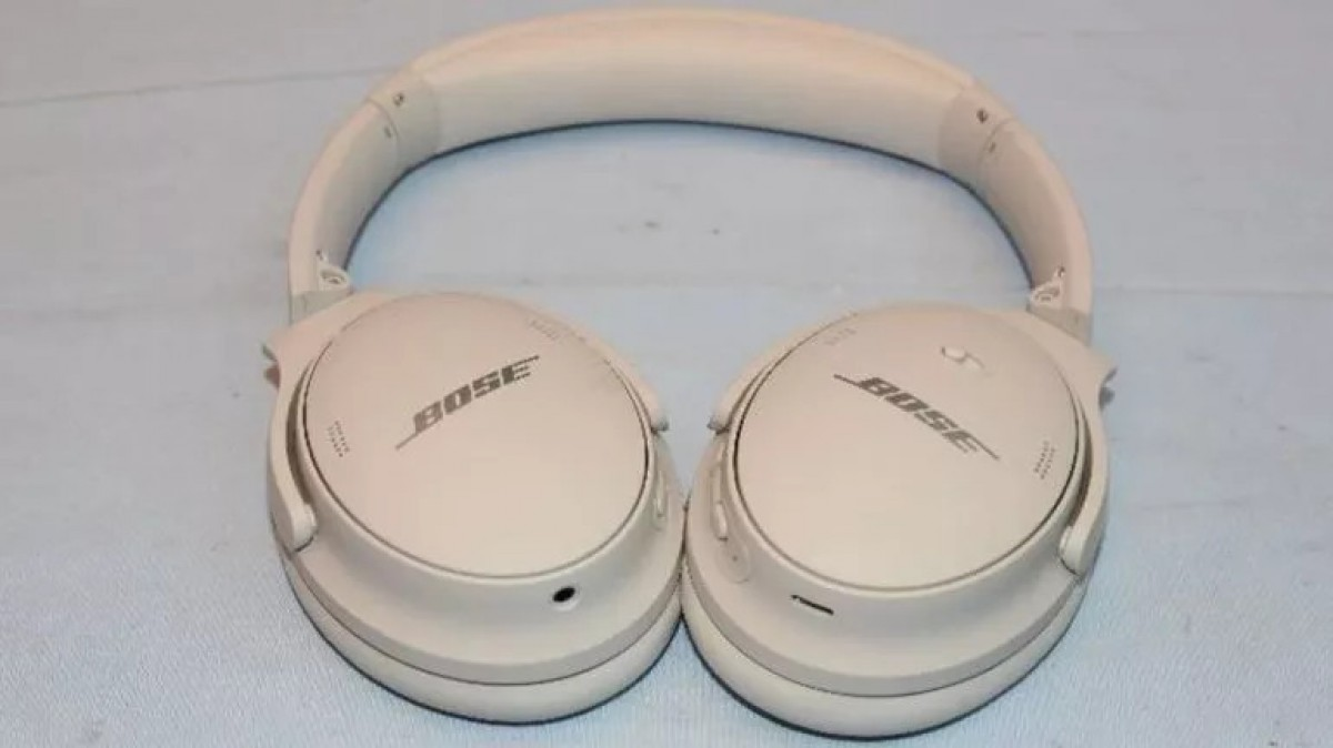 Bose QC 45 pass through FCC, live images in tow