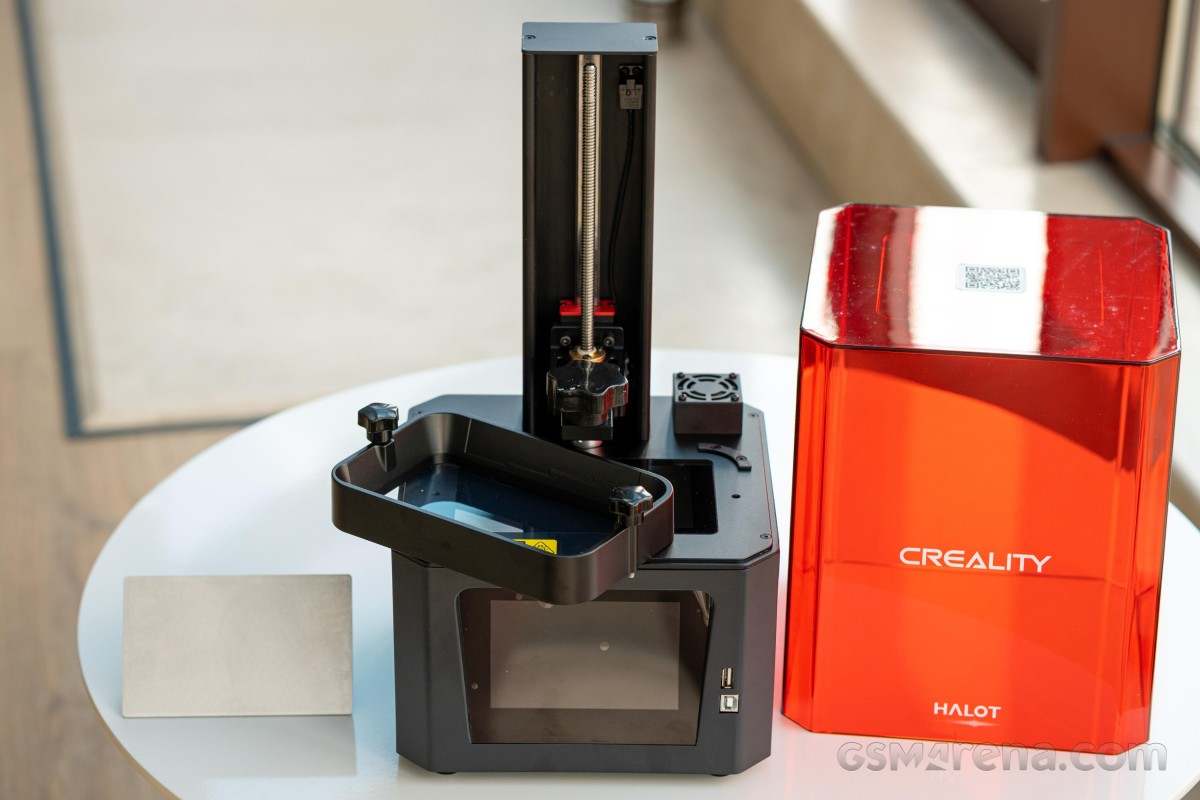 Creality HALOT-ONE 3D printer review