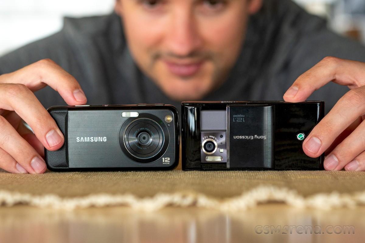 Flashback: 12MP shootout 12 years later - Samsung Pixon12 vs. Sony Ericsson Satio