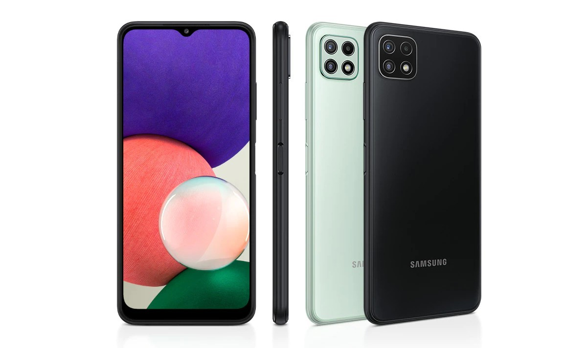 Samsung Galaxy A22 4G silently goes official in India, available to order already