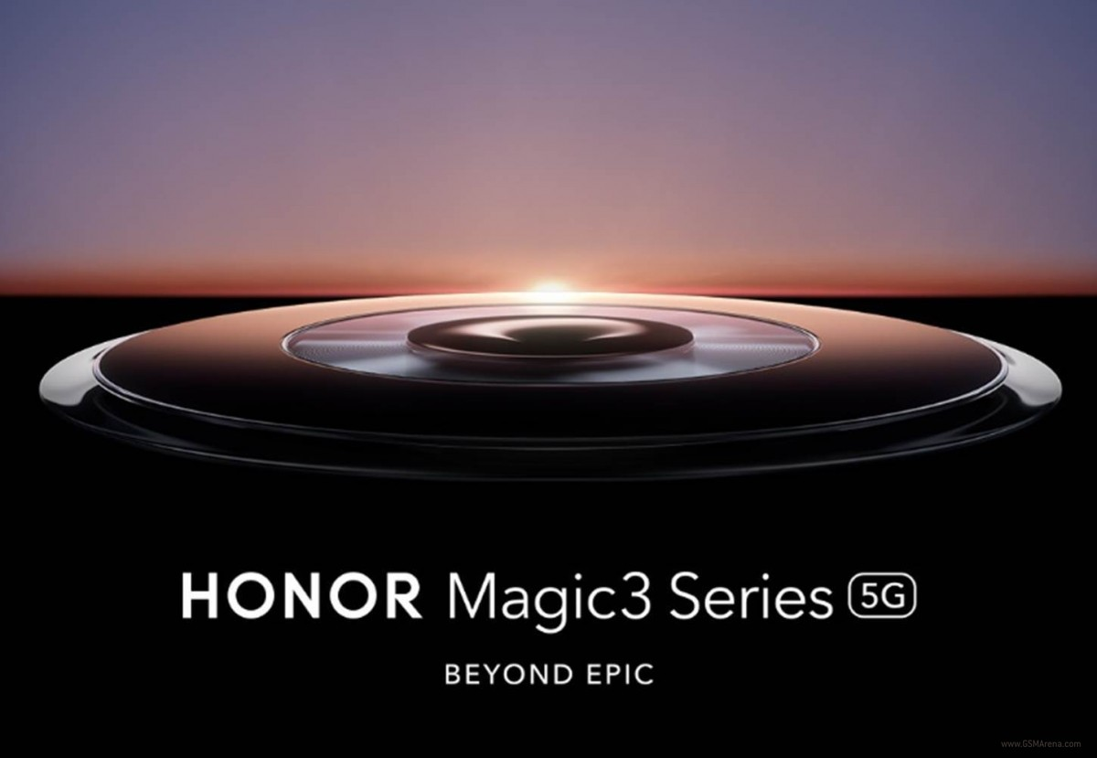 Honor confirms Magic3 series launch event for August 12