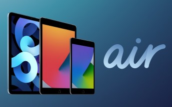 Upcoming iPad Air to get dual cameras and Pro-like design, iPad mini will get a larger screen
