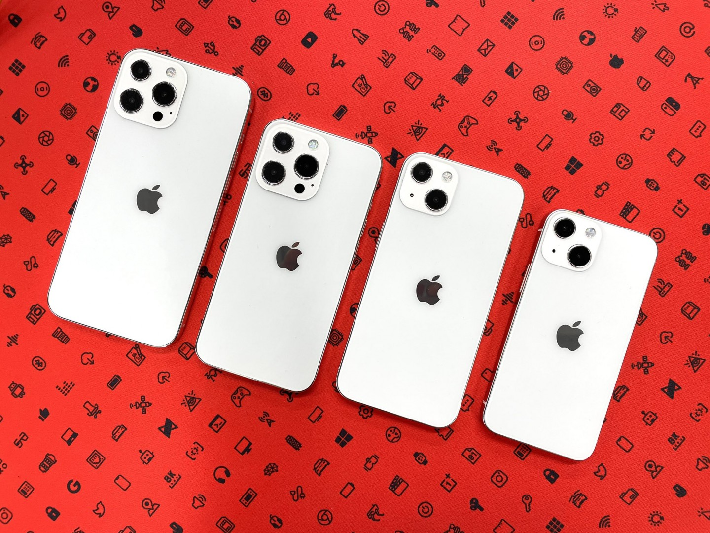 All iPhone 13 color and storage options revealed by Ukranian retailer - GSMArena.com news