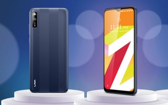 Lava Z2s announced: an Android 11 Go phone with 6.51