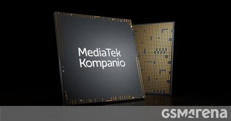 MediaTek Kompanio 1300T chipset unveiled: a Dimensity 1200 for tablets - GSMArena.com news - GSMArena.com