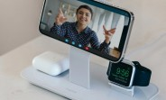 Mophie releases 3-in-1 MagSafe Charger stand for Apple devices
