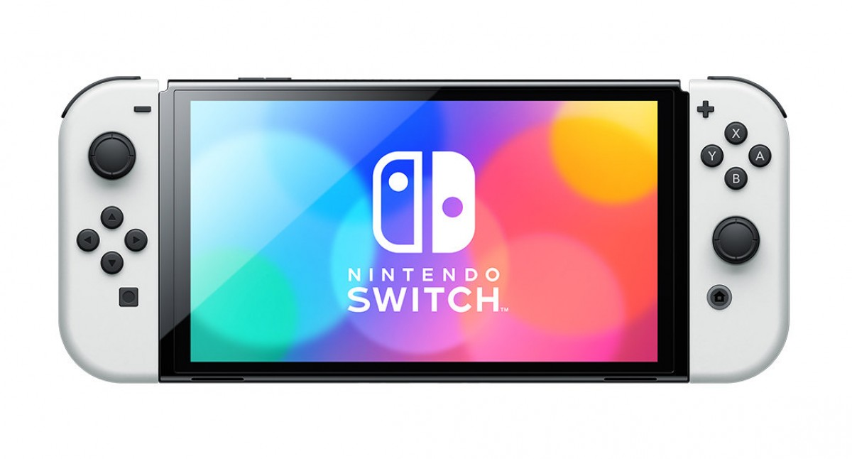 Nintendo announces new Switch variant with OLED display - GSMArena.com news