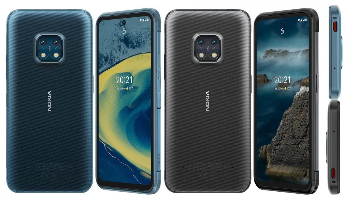 El Nokia XR20 es resistente, 5G y trae 3 años de SO y 4 años de actualizaciones de seguridad.