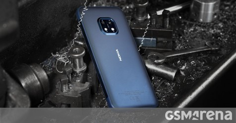 Nokia XR20 is a rugged 5G phone with 4 years of updates - GSMArena.com news - GSMArena.com