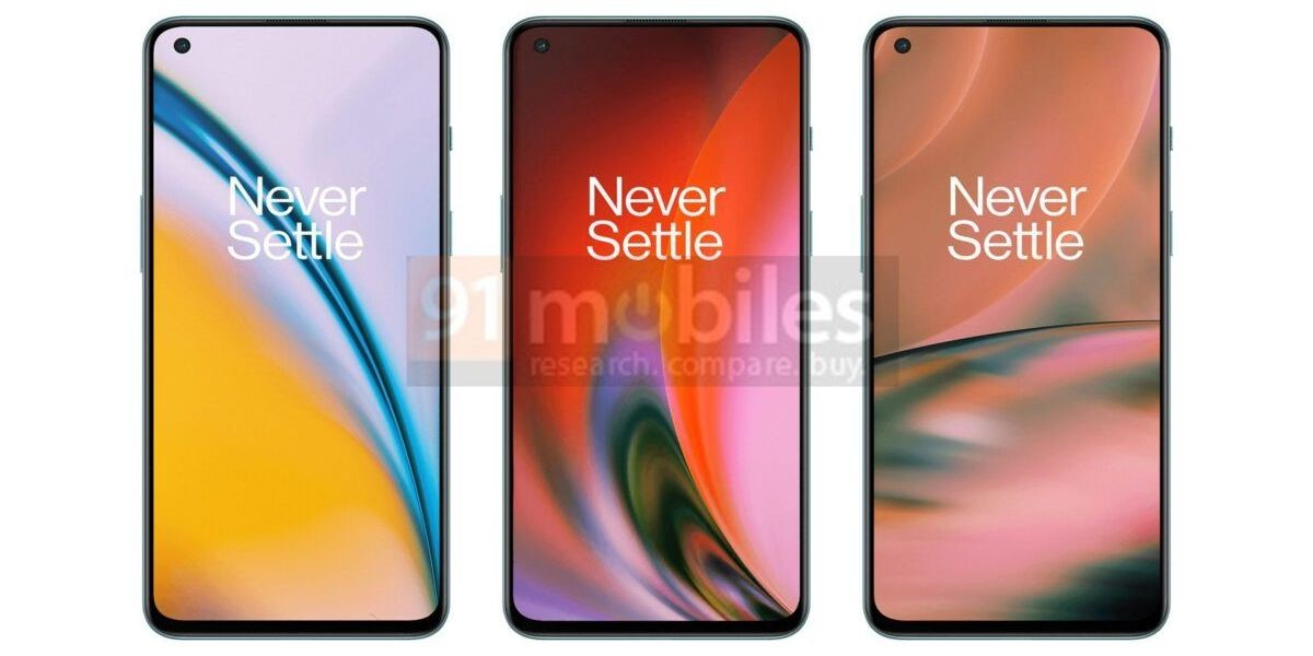 OnePlus Nord 2: new renders and camera details leak, company confirms software support