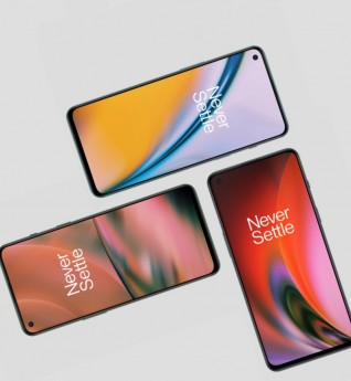 OnePlus Nord 2 display