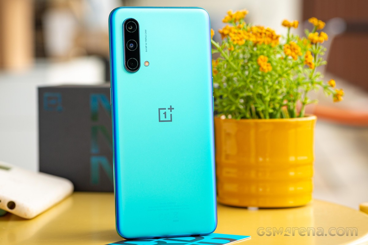 OnePlus Nord CE 5G receives another software update with camera fixes