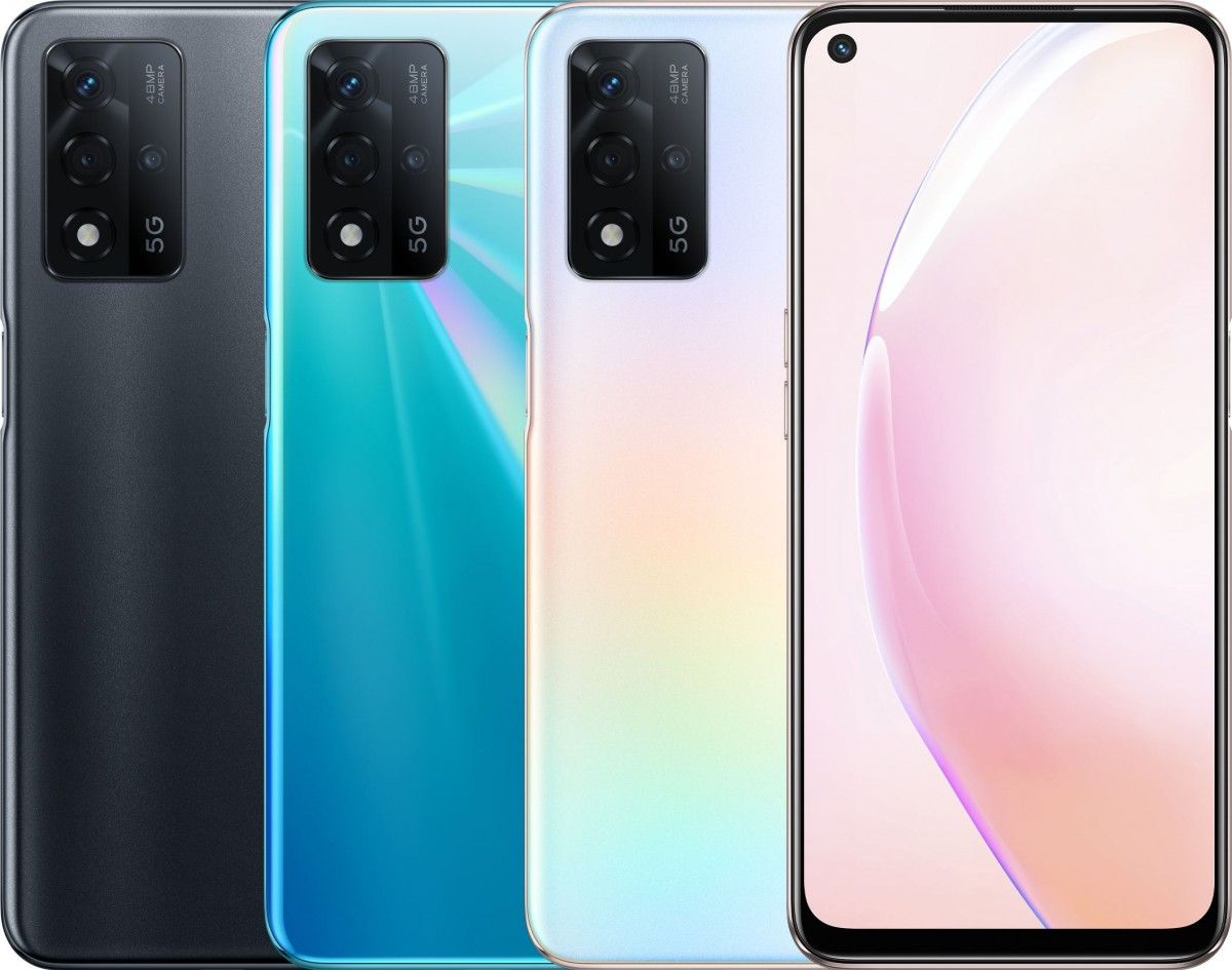 Oppo A93s 5G is announced with Dimensity 700