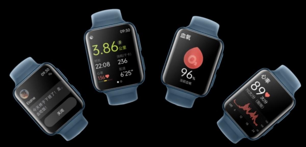 Το Oppo Watch 2 παρουσιάστηκε με chipset Wear 4100, μεγέθη 42 και 46 mm διαθέσιμα με το eSIM