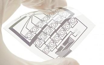 PlasticARM is a functional, natively-flexible 32-bit ARM chipset