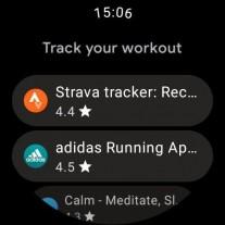 Capturas de pantalla de Play Store después de la actualización