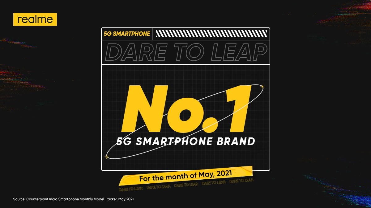 Realme promises even cheaper 5G phones for India, more Narzo and GT models are incoming