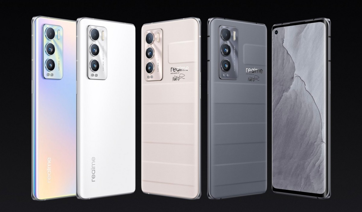 The first promo videos for the Realme GT Master Edition show the inspiration behind the design