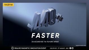 Realme MagDart teasers