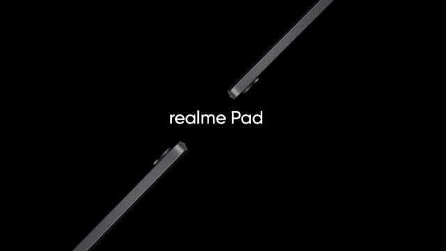 Official Realme Pad teaser