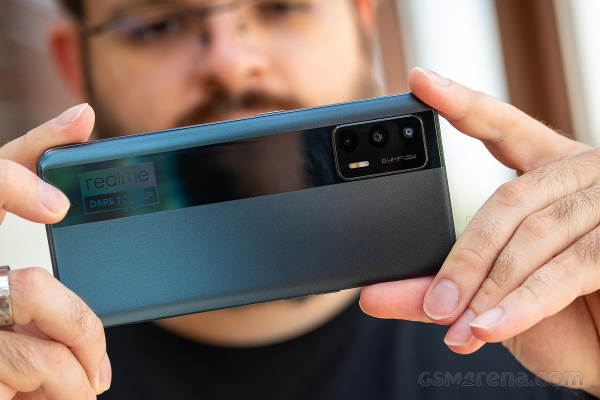 Our video review of the Realme X7 Max 5G / GT Neo is now up