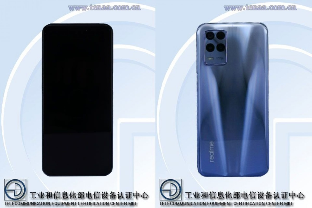Realme X9 Pro's full specs and images revealed by TENAA