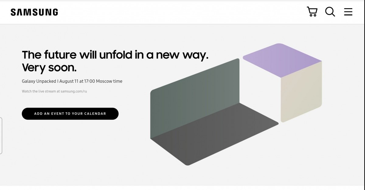 Samsung confirms August 11 date for the Unpacked event, quickly hides it